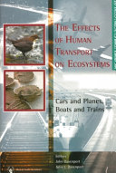 The Effects of Human Transport on Ecosystems