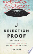 Rejection Proof Book Cover