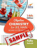 (SAMPLE) Objective Chemistry for JEE Main with Boards Score Booster 14th Edition