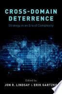 Cross Domain Deterrence