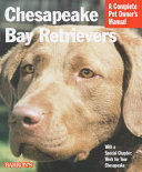Chesapeake Bay Retrievers Book