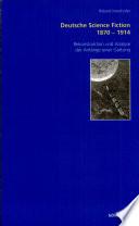 Deutsche Science Fiction 1870-1914