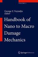 Handbook of Damage Mechanics