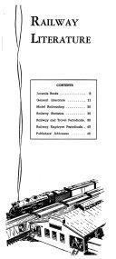 Bibliography of Railway Literature