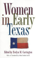 Women in Early Texas