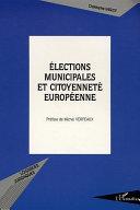 Pdf Élections municipales et citoyenneté européenne Telecharger