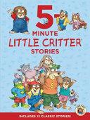 Little Critter  5 Minute Little Critter Stories Book