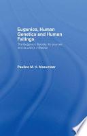 Eugenics  Human Genetics and Human Failings