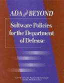 Ada and Beyond