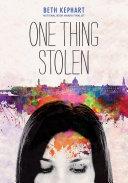 One Thing Stolen [Pdf/ePub] eBook