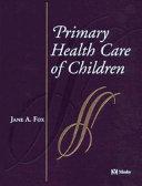 Primary Health Care of Children