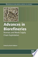 Advances in Biorefineries Book