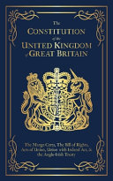 The Constitution Of The United Kingdom Of Great Britain