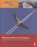 Morphing Wings Technologies Book