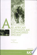 Are African Elephants an Endangered Species