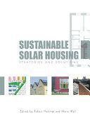 Sustainable Solar Housing Pdf/ePub eBook