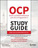 OCP Oracle Certified Professional Java SE 11 Programmer II Study Guide [Pdf/ePub] eBook