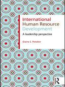 International Human Resource Development Book