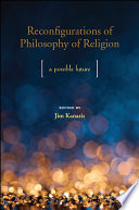 Reconfigurations of Philosophy of Religion