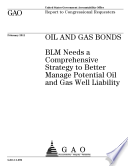 Oil and Gas Bonds