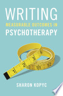 Writing Measurable Outcomes in Psychotherapy