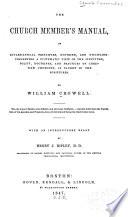 The Church Member S Manual Book PDF