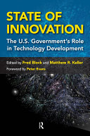 State of Innovation Pdf/ePub eBook