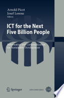 Ict For The Next Five Billion People