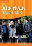 American English in Mind Starter Workbook