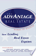 The Advantage of Real Estate