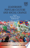 Leadership  Popular Culture and Social Change Book