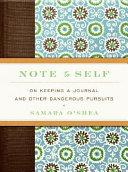 note to self oshea samara