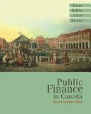 Public Finance in Canada