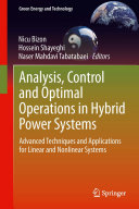 Analysis, Control and Optimal Operations in Hybrid Power Systems [Pdf/ePub] eBook