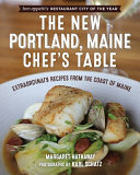 New Portland Maine Chefs Table