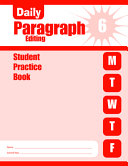 Daily Paragraph Editing Grade 6 Student Book