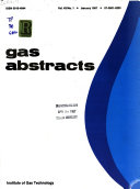Gas Abstracts Book