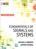 Cover of Fundamentals Of Signals & Systems (Sie)