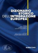 Dizionario storico dell'integrazione europea
