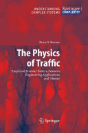 The Physics of Traffic [Pdf/ePub] eBook