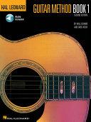 Hal Leonard Guitar Method Book 1 with Audio