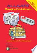 Managing Food Allergens