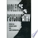 Violence and Psychopathy Book