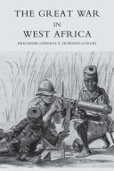 The Great War in West Africa