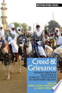 Creed Grievance Book