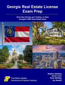 Georgia Real Estate License Exam Prep: All-in-One Review and ...