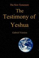 The Testimony of Yeshua