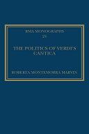 The Politics of Verdi s Cantica