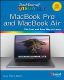 Pdf Teach Yourself VISUALLY MacBook Pro and MacBook Air Telecharger