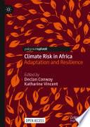 Climate Risk in Africa Book